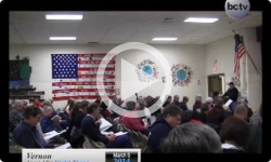 2014 Vernon Town Meeting Day 3/5/14 - Part Two