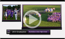 2014 Brattleboro Union High School Graduation
