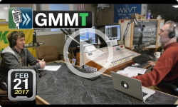 Green Mtn Mornings Tonight: Tuesday News Show 2/21/17