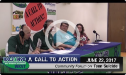 WKVT: A Call to Action on Teen Suicide