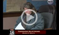 Townshend Selectboard Mtg 2/16/15