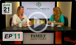 Winston Prouty's Family Matters: Ep 11 - Kerri Beebe
