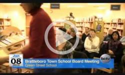 Brattleboro Town School Bd. Mtg. 1/8/14
