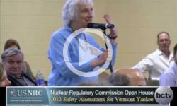 NRC: VT Yankee Safety Assessment Hearing 4/30/13