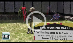 The Vietnam Vets Moving Wall Visits Wilmington