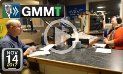 Green Mtn Mornings Tonight: Tuesday News Show 11/14/17