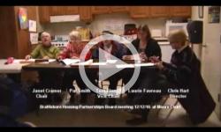Brattleboro Housing Partnerships Mtg. 12/12/16