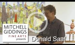 MGFA presents: Donald Saaf