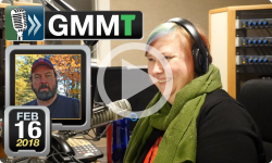 Green Mtn Mornings Tonight: Friday News Show 2/16/18