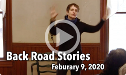 Couch Potatoe Productions: Back Road Stories - with Green Mountain Strummers 2/9/20