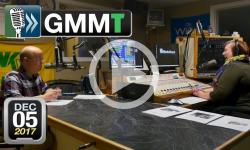 Green Mtn Mornings Tonight: Tuesday News Show 12/5/17