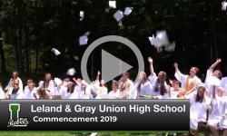 2019 Leland and Gray High School Graduation