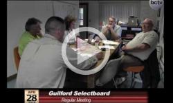 Guilford Selectboard Mtg 4/28/14