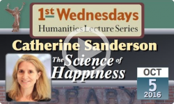 1st Wednesdays: The Science of Happiness