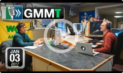 Green Mtn Mornings Tonight: Tuesday News Show 1/3/17