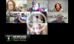 Newfane Selectboard: Newfane SB Mtg 5/4/20