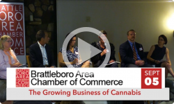 Brattleboro Area Chamber of Commerce: The Growing Business of Cannabis 9/5/19