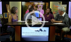 'Fall Into Art' Windham Child Care - BCTV Open Studio, Oct 2014