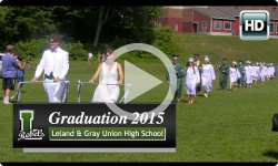 2015 Leland and Gray Graduation