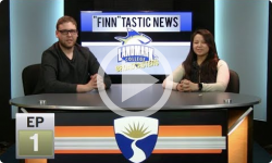 "Landmark Broadcasters: ""Finn""tastic News - Ep 1 (J-Term 2019)"