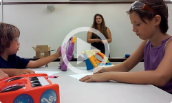 Toy Hacking at Brooks Library 8/8/17