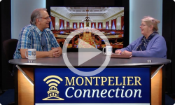 Montpelier Connection: Rep. Jeanette White 11/27/19