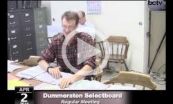 Dummerston SB Mtg. 4/2/14