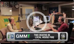 GMMT: Tragic Fire Claims Two Lives 8/16/16 (News Clip)