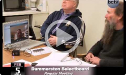 Dummerston SB Mtg. 2/6/14