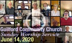 Guilford Church Service - 6/14/20