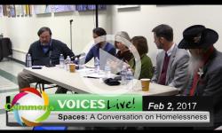 Voices Live! Homelessness Forum 2/2/17