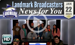 Landmark Broadcasters: JTerm 2015: News for You - Season Finale