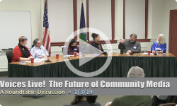 Voices Live: The Future of Community Media 1/3/18