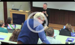 What about multimodal approaches? Keynote Excerpts, Landmark College 2014 Symposium