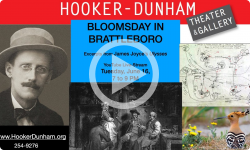 Bloomsday in Brattleboro 2020