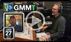Green Mtn Mornings Tonight: Friday News Show 1/27/17