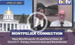 MontConn: 4/27/10 Webcast- David Deen