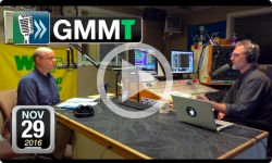 Green Mtn Mornings Tonight: Tuesday News Show 11/29/16