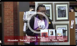 At BML: Naima Wade, a Slaves Story- 1/16/14