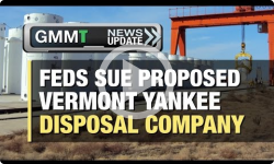 GMMT: Feds Sue Proposed VT Yankee Disposal Company 11/29/16 (News Clip)