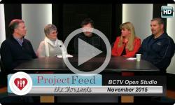 BCTV Open Studio: Project Feed the Thousands 2015