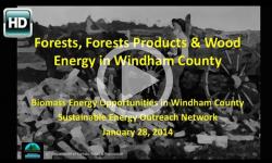 Biomass Presentation: 1/28/14
