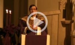 Mass from Sunday December 6, 2015