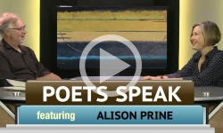 Poets Speak: Alison Prine