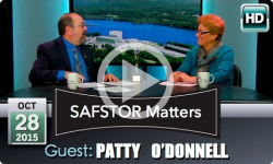 SAFSTOR Matters: 10/28/15 - Patty O'Donnell