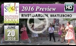 2016 Southern VT Dance Fest: 2nd Festival Preview 6/20/16