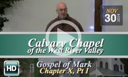 Calvary Chapel: November 30, 2014