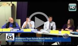 Brattleboro Town School Bd Mtg 2/4/15