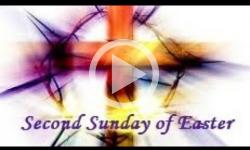 Second Sunday of Easter, April 11, 2021, Trinity Lutheran Church, Brattleboro, VT
