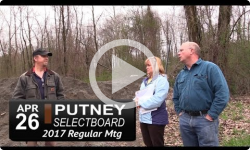 Putney Selectboard Mtg 4/26/17